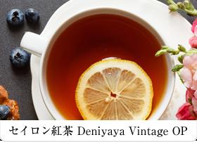 セイロン紅茶Deniyaya Vintage OP